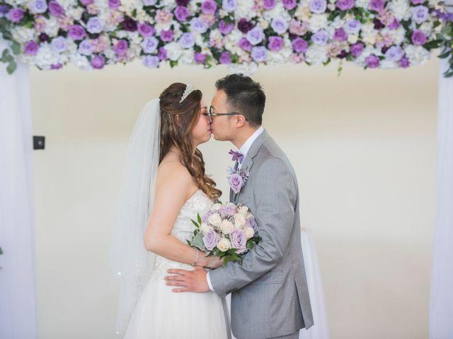 Sam and Rita's wedding in Toronto, Ontario 2