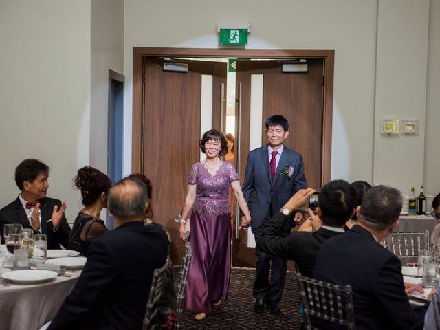 Sam and Rita's wedding in Toronto, Ontario 33
