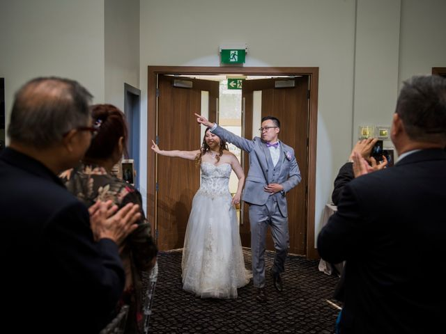 Sam and Rita's wedding in Toronto, Ontario 35