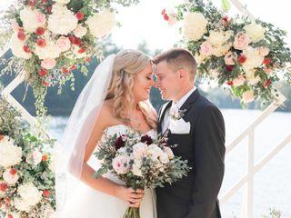 The wedding of Leazel and Ryan