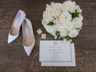 The wedding of Rebeca and Ryan 1