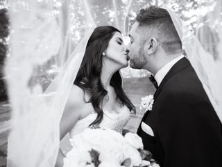 The wedding of Rebeca and Ryan