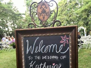 Steven and Katherine's wedding in Sutton West, Ontario 7