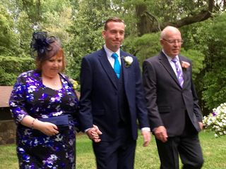 Steven and Katherine's wedding in Sutton West, Ontario 8