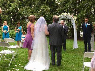 Steven and Katherine's wedding in Sutton West, Ontario 9