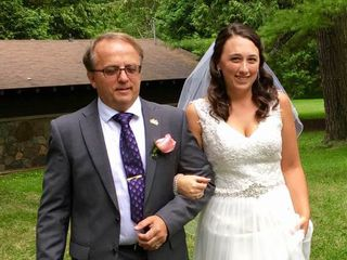 Steven and Katherine's wedding in Sutton West, Ontario 11