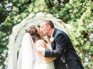 The wedding of Katherine and Steven