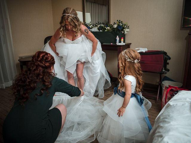 Matt and Susanne's wedding in Burlington, Ontario 9