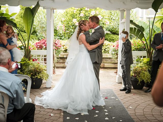 Matt and Susanne's wedding in Burlington, Ontario 1