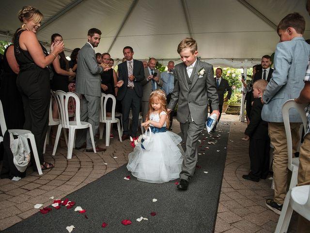 Matt and Susanne's wedding in Burlington, Ontario 51