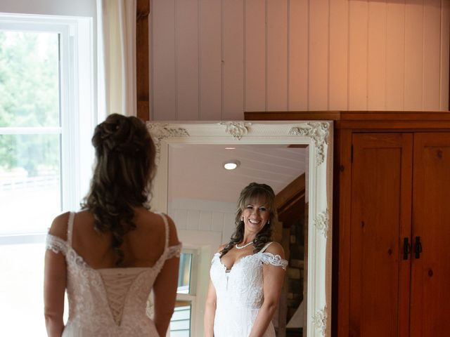 Brian and Tammy's wedding in Langley, British Columbia 6