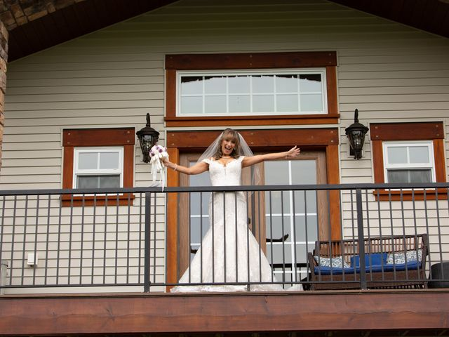 Brian and Tammy's wedding in Langley, British Columbia 7