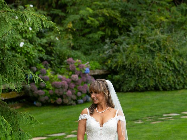 Brian and Tammy's wedding in Langley, British Columbia 9