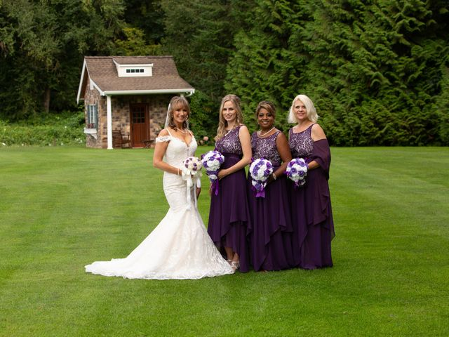 Brian and Tammy's wedding in Langley, British Columbia 16