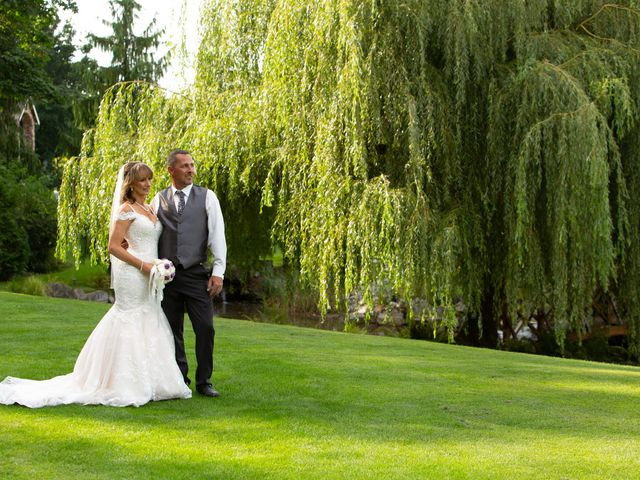 Brian and Tammy's wedding in Langley, British Columbia 2