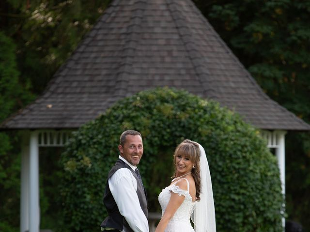 Brian and Tammy's wedding in Langley, British Columbia 20
