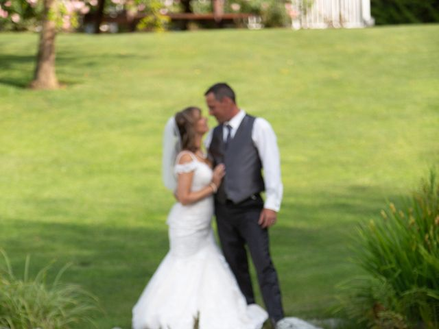 Brian and Tammy's wedding in Langley, British Columbia 21