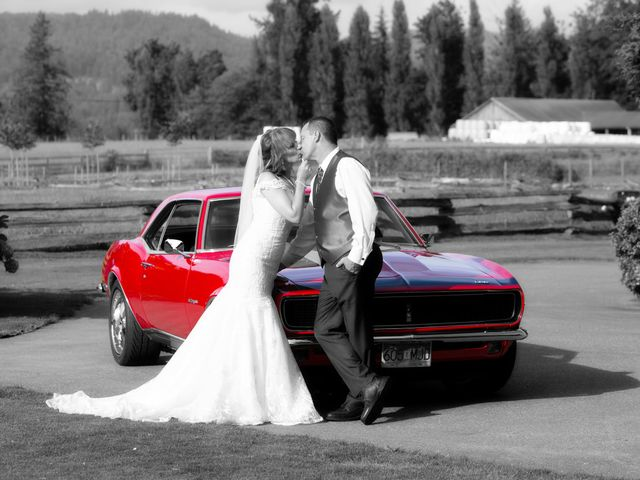 Brian and Tammy's wedding in Langley, British Columbia 22