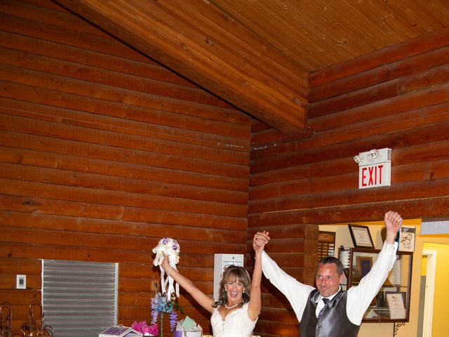 Brian and Tammy's wedding in Langley, British Columbia 24