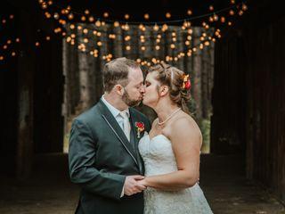 The wedding of Kira and Ian