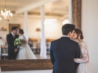 The wedding of Glenn and Amara