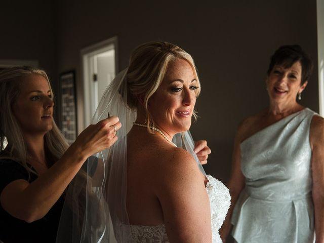 Blythe and Maia's wedding in Caledon, Ontario 12