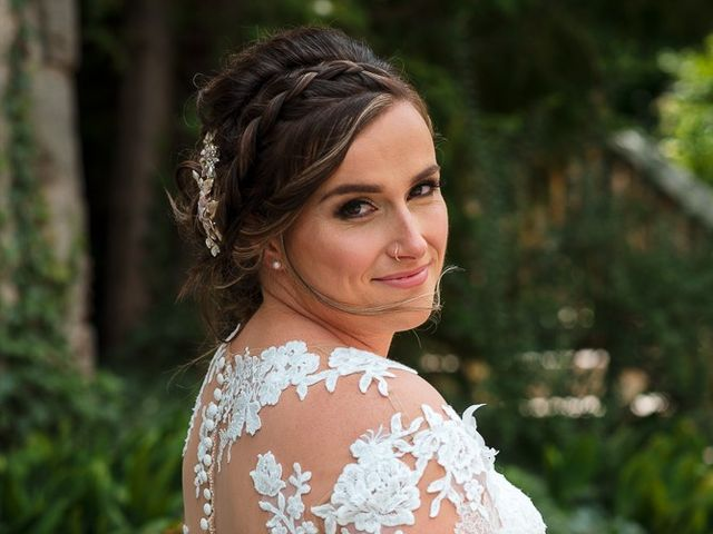 Blythe and Maia's wedding in Caledon, Ontario 17