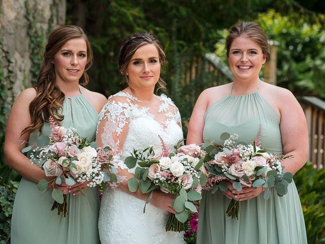 Blythe and Maia's wedding in Caledon, Ontario 18