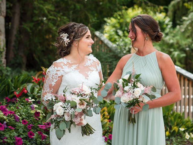 Blythe and Maia's wedding in Caledon, Ontario 19