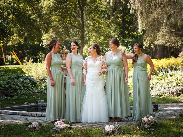 Blythe and Maia's wedding in Caledon, Ontario 20