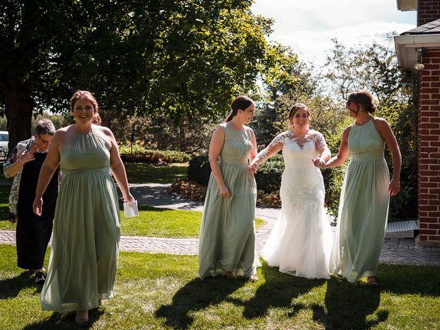 Blythe and Maia's wedding in Caledon, Ontario 24