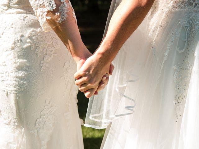 Blythe and Maia's wedding in Caledon, Ontario 26