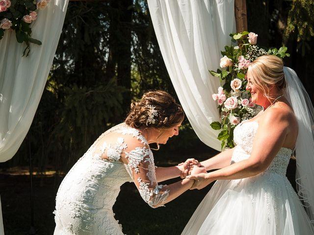 Blythe and Maia's wedding in Caledon, Ontario 29