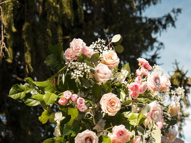 Blythe and Maia's wedding in Caledon, Ontario 33