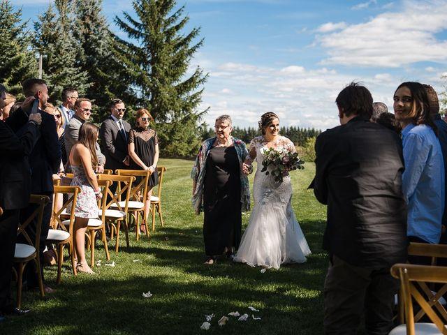 Blythe and Maia's wedding in Caledon, Ontario 35
