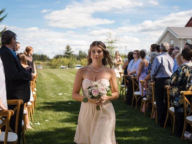 Blythe and Maia's wedding in Caledon, Ontario 36