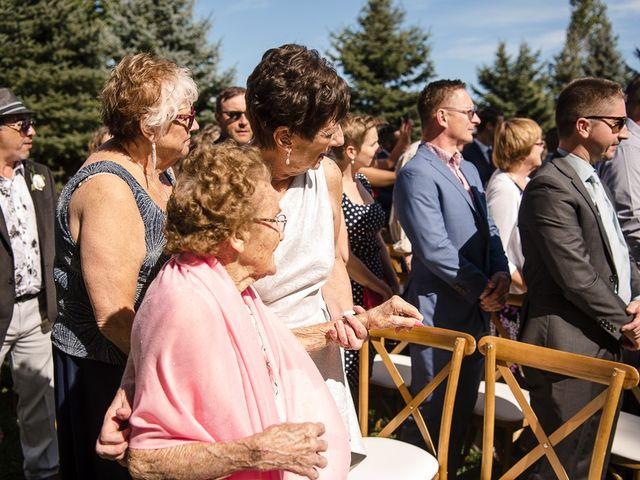 Blythe and Maia's wedding in Caledon, Ontario 38