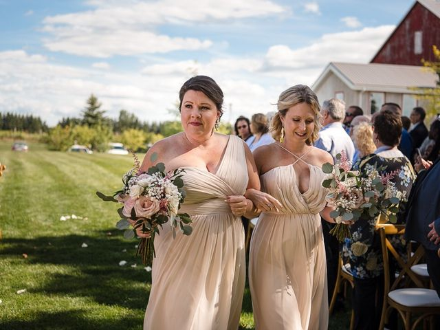 Blythe and Maia's wedding in Caledon, Ontario 39