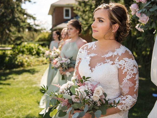 Blythe and Maia's wedding in Caledon, Ontario 40