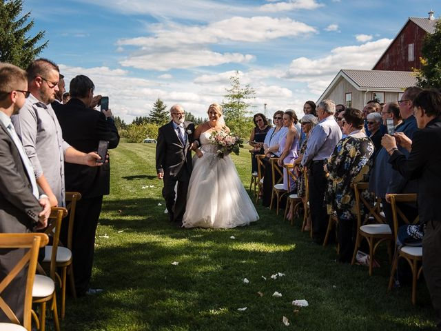 Blythe and Maia's wedding in Caledon, Ontario 41