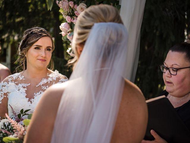 Blythe and Maia's wedding in Caledon, Ontario 47