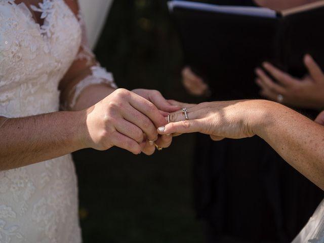 Blythe and Maia's wedding in Caledon, Ontario 52