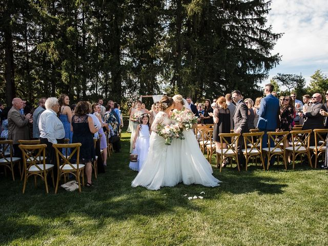 Blythe and Maia's wedding in Caledon, Ontario 55