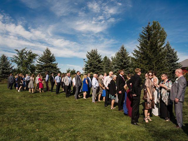 Blythe and Maia's wedding in Caledon, Ontario 57