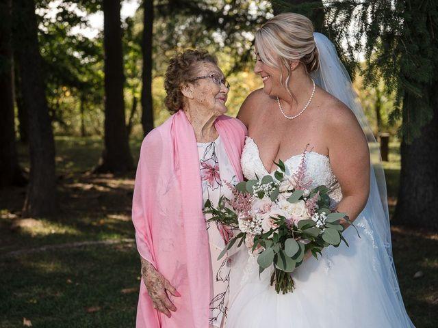 Blythe and Maia's wedding in Caledon, Ontario 58