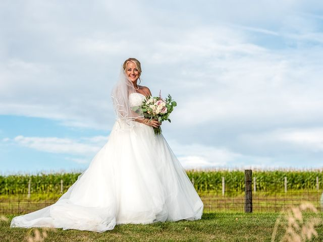 Blythe and Maia's wedding in Caledon, Ontario 62