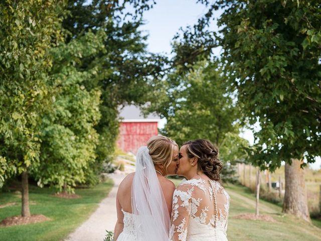 Blythe and Maia's wedding in Caledon, Ontario 66