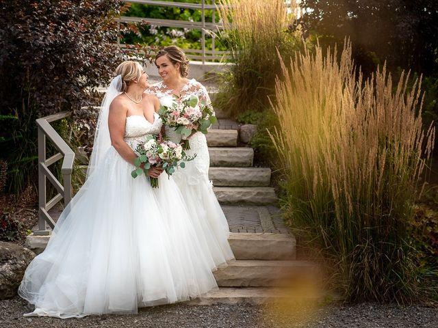 Blythe and Maia's wedding in Caledon, Ontario 68
