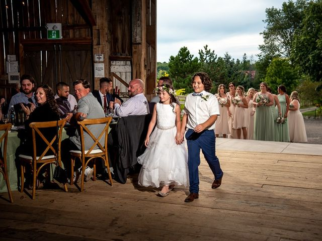 Blythe and Maia's wedding in Caledon, Ontario 71
