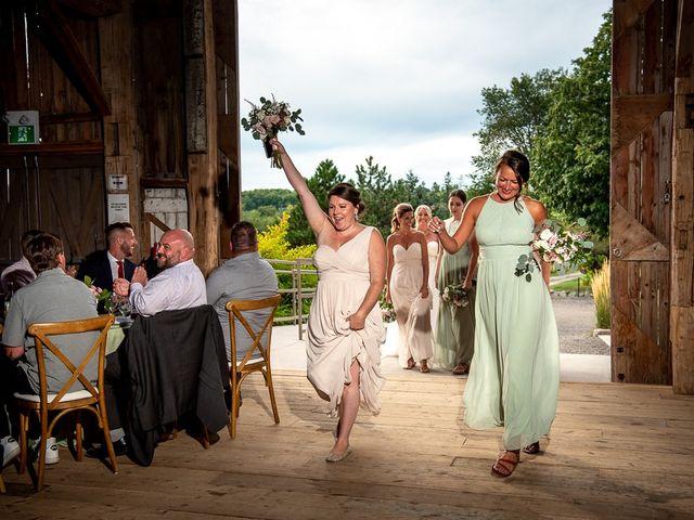 Blythe and Maia's wedding in Caledon, Ontario 73